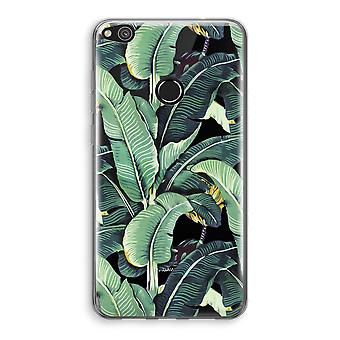 Huawei Ascend P8 Lite (2017) Transparant Case - Banana leaves
