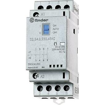 Contactor 1 pc(s) 22.34.0.024.4340 Finder 4 maker