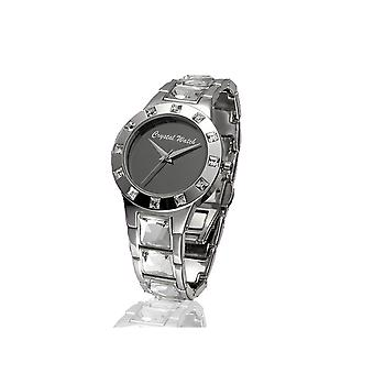 Shows Watch Crystal and Crystal from Swarovski Element white