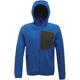 Regatta Professional Mens Coldspring Hybrid Stretch Fleece Hoodie Top