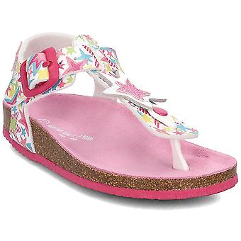 Agatha Ruiz De La Prada 182984 182984ABLANCOYESTRELLAS universal  kids shoes