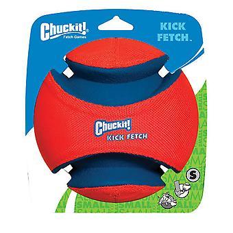 Chuckit Kick Fetch, An Interactive Dog Toy Small Size 15cm