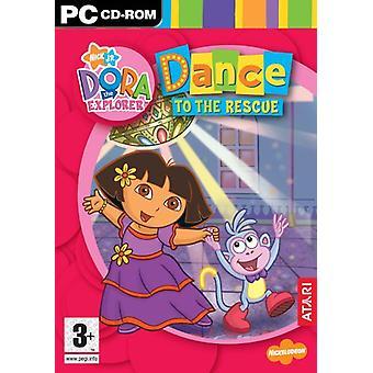 Dora Utforskaren dans till undsättning (PC CD)