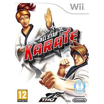 Toutes les étoile Karaté (Wii)