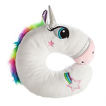 Unicorn Plush Neck Pillow