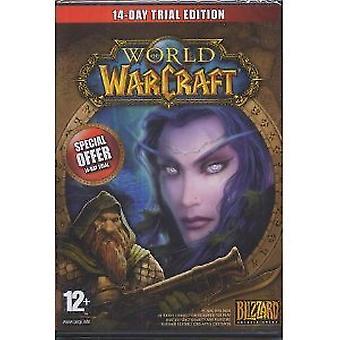 World Of Warcraft - 14 dag retssag oplag