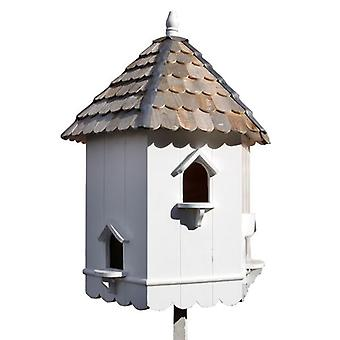 Beautiful Birdhouse Co 6-Sided Shingle Roof