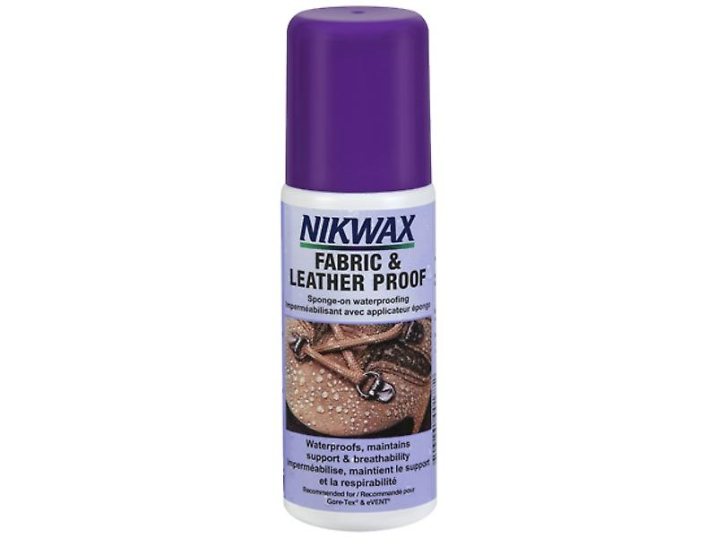 Nikwax Fabric & Leather Proof Footwear Waterproofing