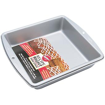 Recipe Right Cake Pan-Square 8