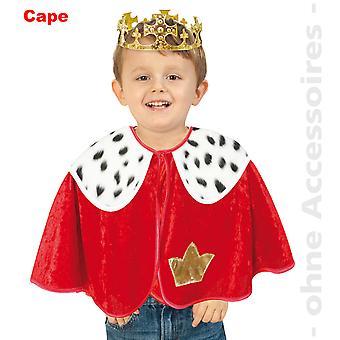 Traje de niño rey rey cabo traje Príncipe Señor niño