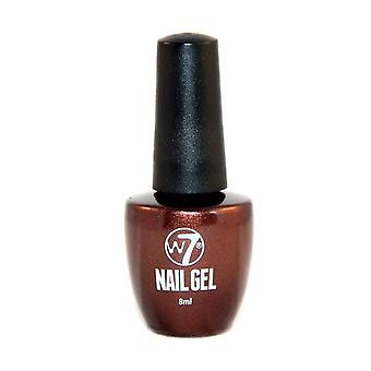 W7 Cosmetics Gel nagellak 8ml