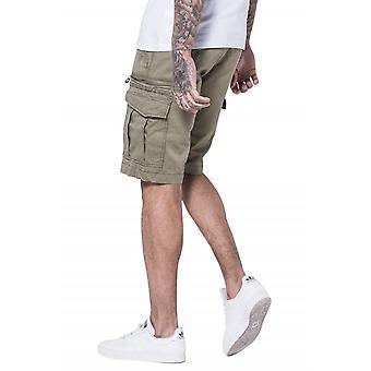 883 Police Gabe Men's Cargo Shorts | Khaki