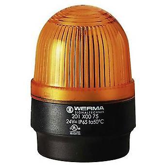 Light Werma Signaltechnik 202.300.68 Yellow Flash 230 V AC