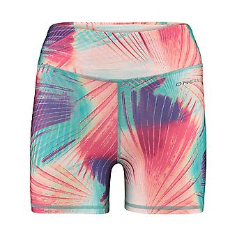 ONEILL rose Aop-vert Active Lycra Womens Sport Short