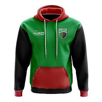 Алжир концепция стране футбол Толстовка (зеленый)