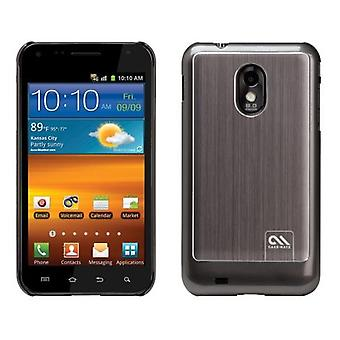 Case-Mate Barely There cepillado caja de aluminio para Samsung Galaxy SII Epic Touch 4