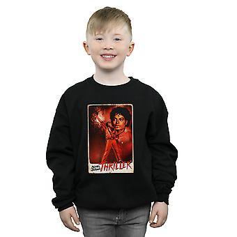 Michael Jackson Boys Thriller Stance Sweatshirt