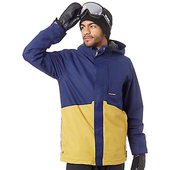 Volcom Navy 17 Forty Insulated Snowboarding Jacket