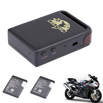 Collection TK102 GPS/GSM/GPRS Tracker car vehicle Mini Tracking device + 2 battery