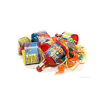 Standard Party Poppers - 50