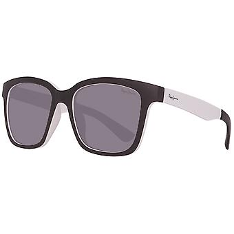 Pepe jeans attractive men's metal & plastic sunglasses black
