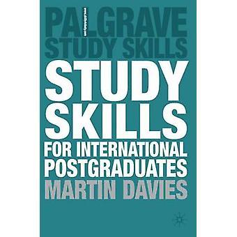 Studere færdigheder for internationale kandidater af Martin Davies - 97814