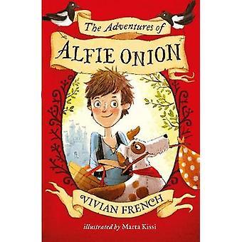 Les aventures de Alfie oignon par Vivian Français - Marta Kissi - 978140