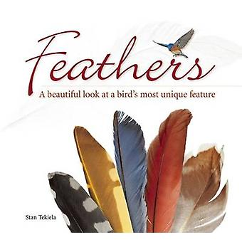 Feathers - A Beautiful Look at a Bird's Most Unique Feature by Stan Te