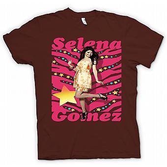 Womens T-shirt - Selena Gomez - Dress