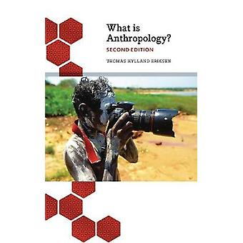Wat is antropologie? door Thomas Hylland Eriksen - 9780745399652 boek