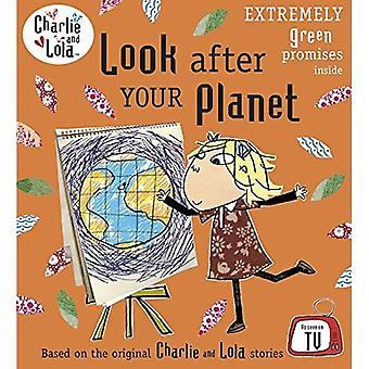 Suchen Sie nach eurem Planeten. Charaktere von Lauren Child