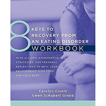 8 kluczy do odzyskiwania z skoroszytu zaburzenia odżywiania (8 klucze do zdrowia psychicznego)
