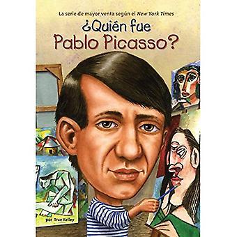Quien Fue Pablo Picasso? (Wie Was...?)