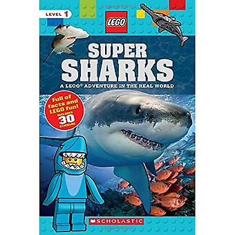 Super Sharks: A Lego Adventure in the Real World (Lego)