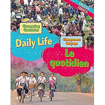 Dual Language Learners: Comparing Countries: Daily Life (English/French) (Dual Language Learners)
