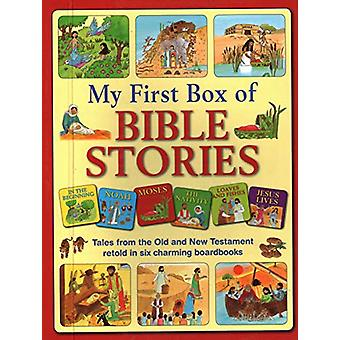 My First Box of Bible Stories - Tales from the Old and New Testament R
