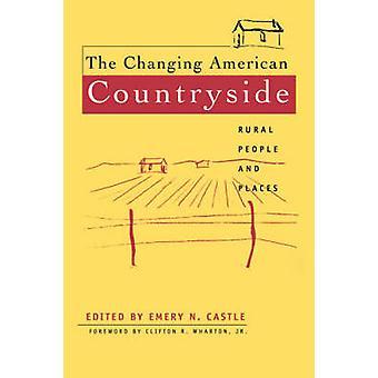De skiftende amerikanske landsbygda bygdefolk stedene av slottet & Emery N.