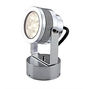 Elstead-gran proyector de pared-acabado de aluminio-GZ/ELITE3/L