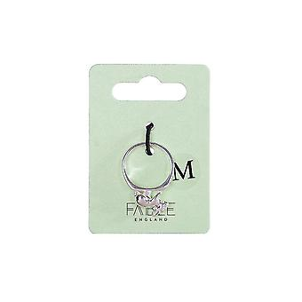 Fable Womens/Ladies Bunny Ring