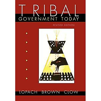 Tribal Government Today: Politics on Montana Indian Reservations