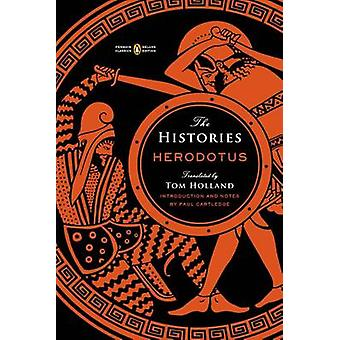 The Histories by Herodotus - Paul Cartledge - Tom Holland - 978014310