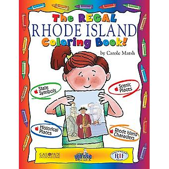 The Really Rhode Island Coloring Book! by Carole Marsh - 978079339867