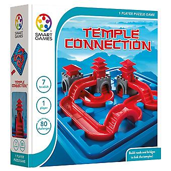 SmartGames Temple Connection One Player Puzzle Game