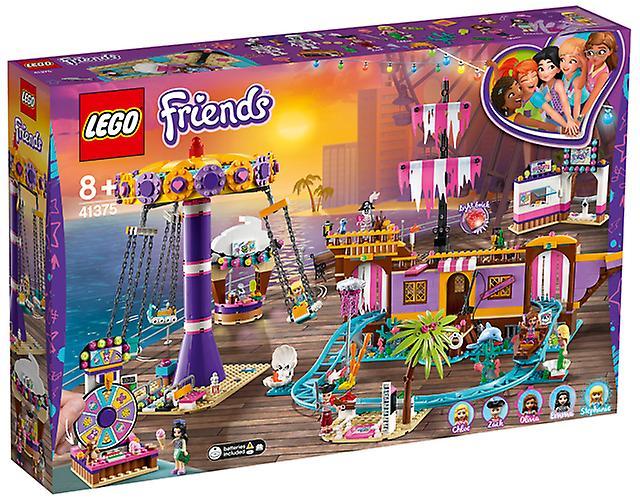 LEGO Friends 41375 Heartlake City amuseHommest Pier