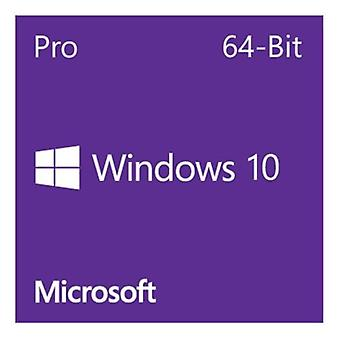 Microsoft Windows 10 Professional 64-Bit OEM DVD Kopie