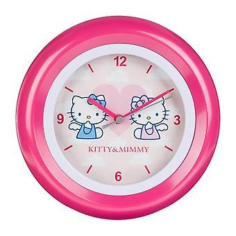 Hello Kitty Clock Girl ref. HK28-5