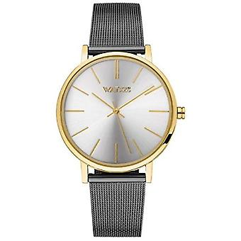 Watx&colors basic Quartz Analog Woman Watch with WXCA3003 Stainless Steel Bracelet