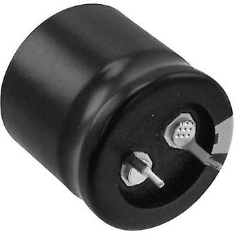 Electrolytic capacitor Snap-in 10 mm 12000 µF 16 V 20 % (Ø) 25 mm Panasonic 1 pc(s)