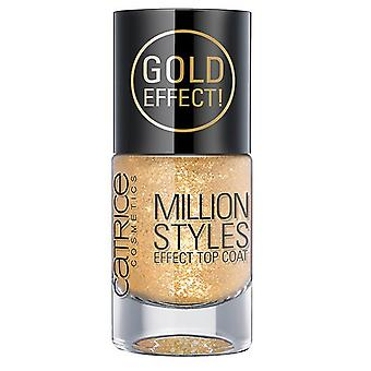 Catrice Cosmetics Catrice Million Styles Effect Top Coat 01