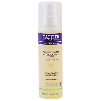 Cattier Rebalancing Cleansing Gel 200 ml